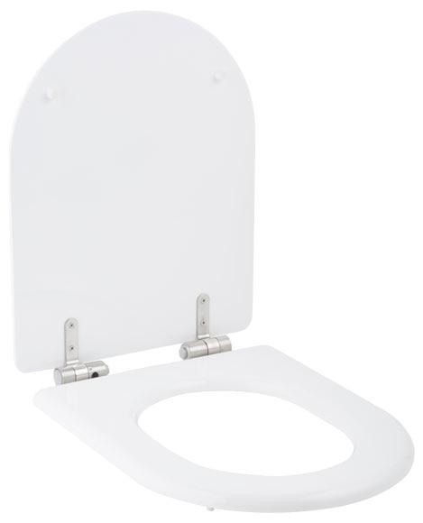 Tapa de wc careta blanco ref 18767476 leroy merlin - Tapas de wc leroy merlin ...