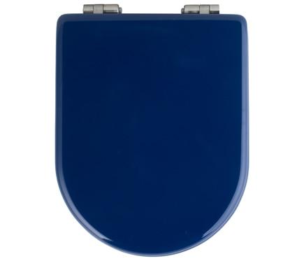 Tapa de wc careta azul ref 18767525 leroy merlin for Tapas wc leroy merlin