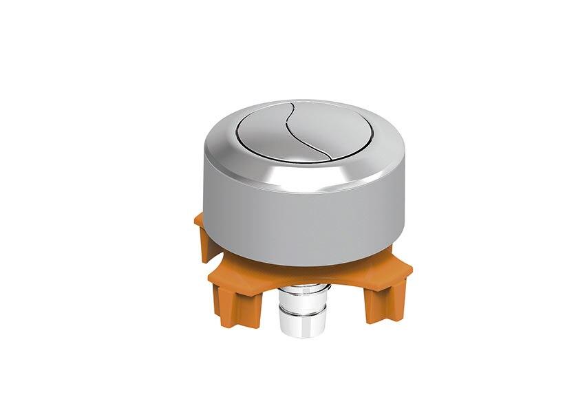 Pulsador doble equation ref 18083422 leroy merlin for Mecanismo cisterna doble pulsador