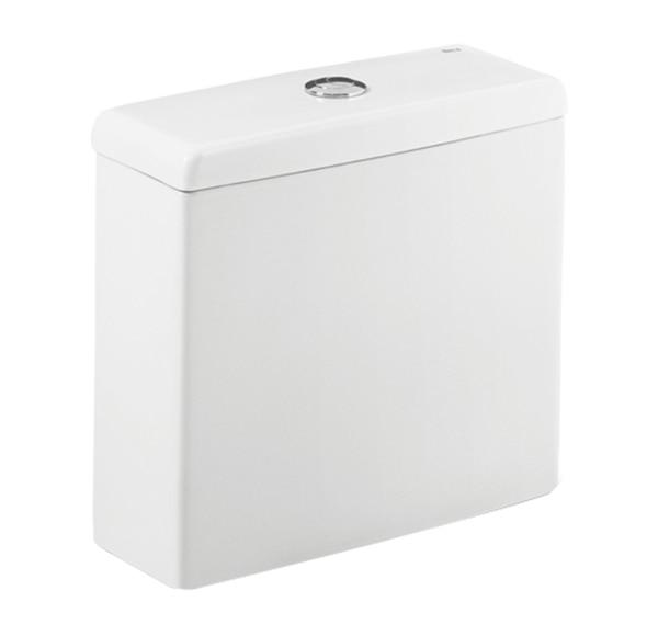 Cisterna de wc roca meridian compacto ref 14741083 - Mecanismo cisterna roca ...