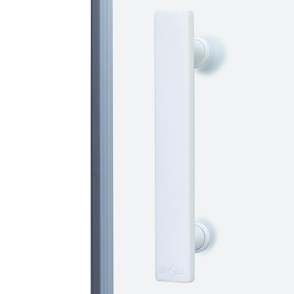 mampara de ducha serie optima f bl sg ref 14090440 leroy merlin. Black Bedroom Furniture Sets. Home Design Ideas