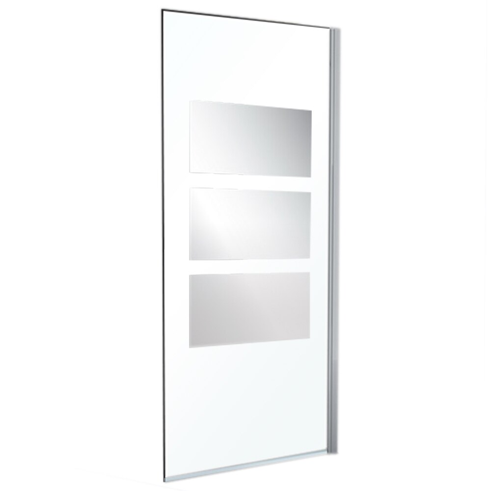 Mampara de ducha sensea panel ducha solar abatible espejo - Duchas leroy merlin ...