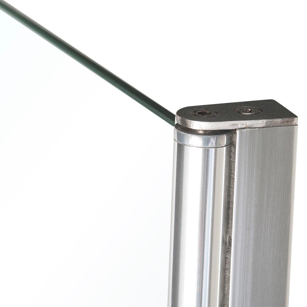 Mampara de ducha sensea panel ducha solar abatible espejo for Cable ducha leroy merlin