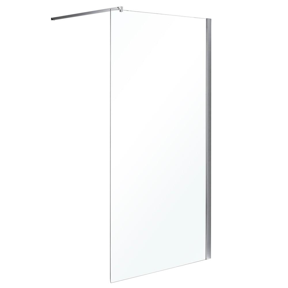Mampara de ducha panel ducha urban transparente ref - Mamparas ducha leroy merlin ...