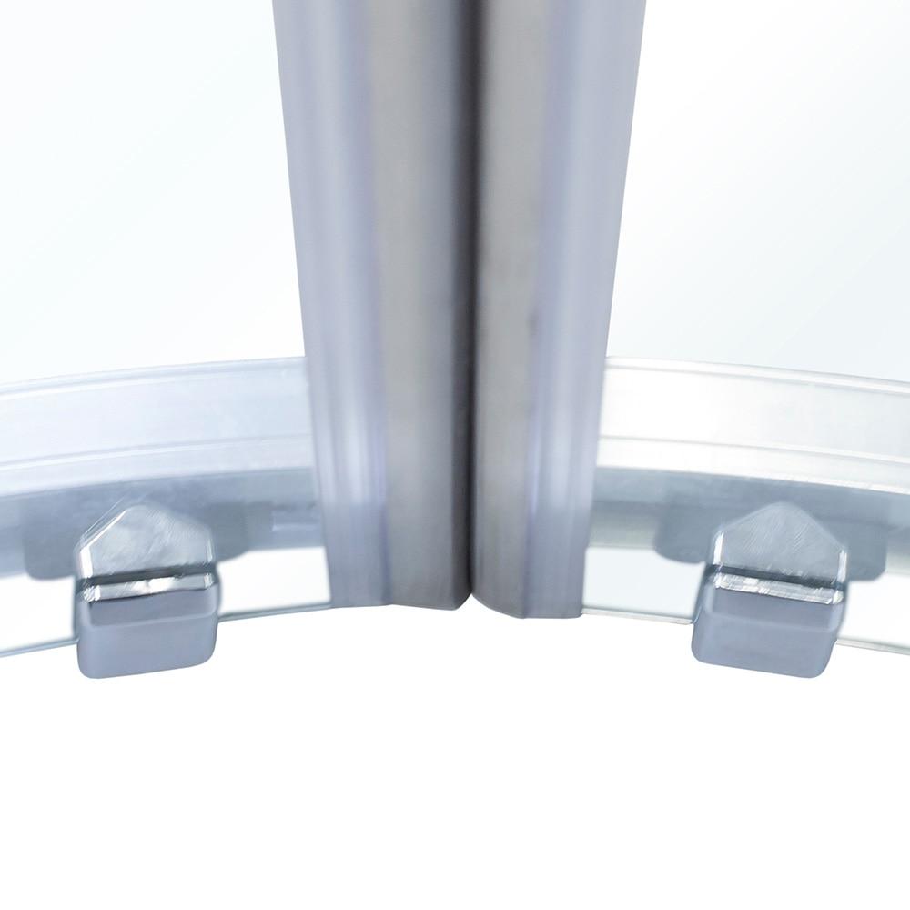 mampara de ducha sensea serie optima cr sg ref 14898394 leroy merlin. Black Bedroom Furniture Sets. Home Design Ideas