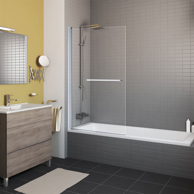Mamparas para ba eras leroy merlin - Como montar mampara de ducha ...