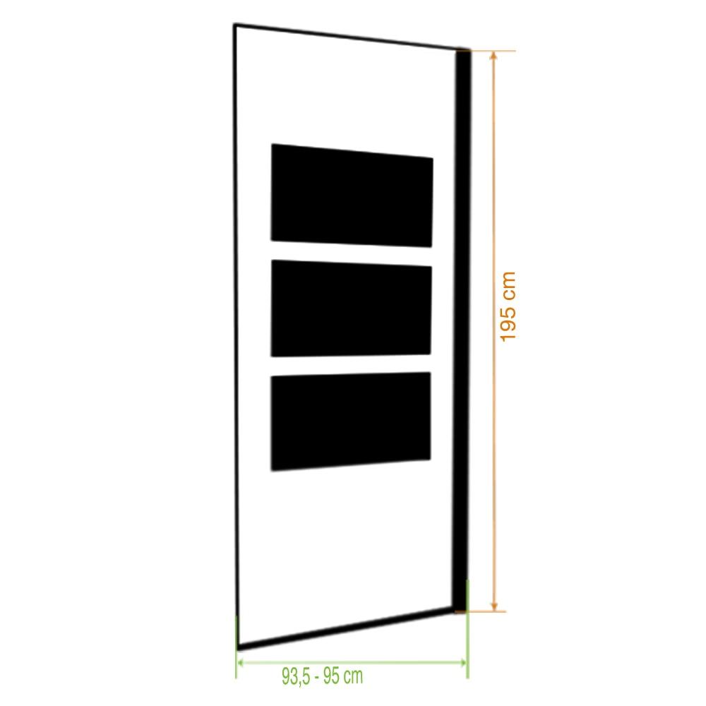 panel ducha solar abatible espejo leroy merlin