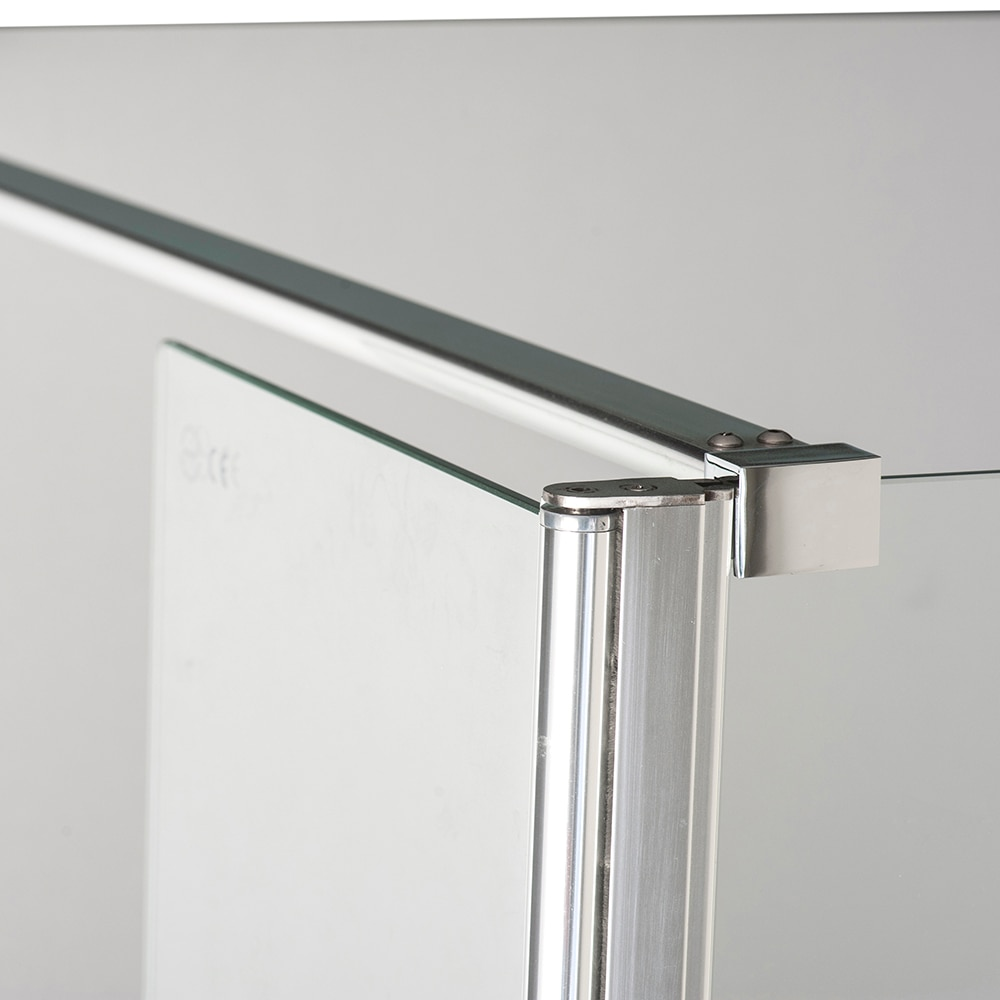 Panel ducha solar espejo 2 hojas leroy merlin for Espejo afeitado ducha