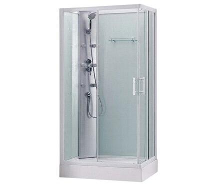 Cabina de hidromasaje prima rectangular ref 15449196 - Cabina de duchas ...
