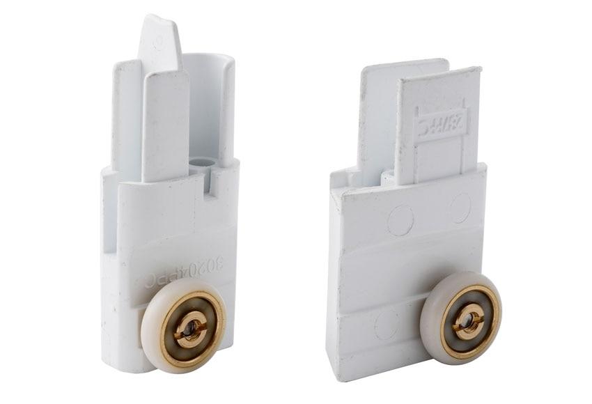 Rodamientos rodamientos blanco color f europa 2p corr ref - Rodamientos mampara bano leroy merlin ...