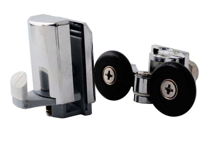 Rodamientos kit k1as mezzo cd ref 15103543 leroy merlin for Rodamientos mampara bano