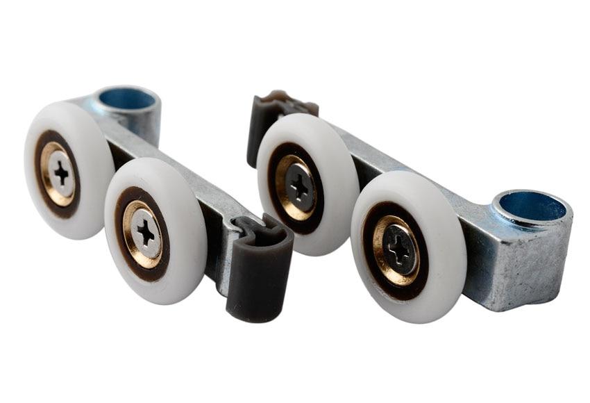 Rodamientos rodamientos purity lux plegable ref 15471715 for Rodamientos mampara bano