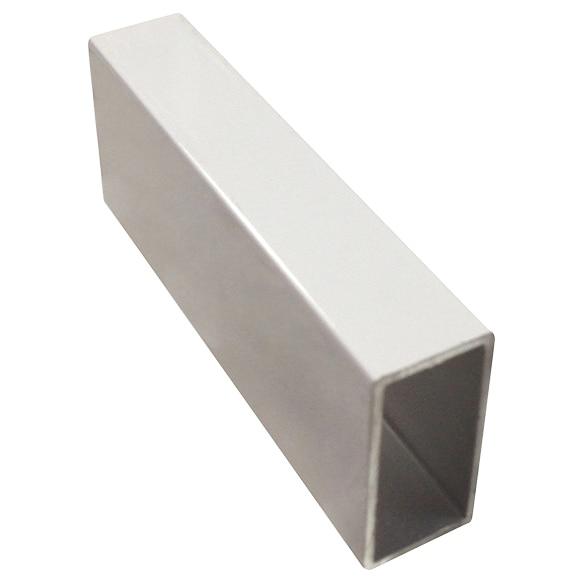 Perfil de mampara rectangular blanco ref 15914745 leroy for Mamparas de leroy merlin
