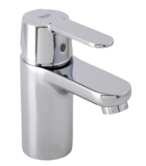 Grifo de lavabo get grohe ref 15011661 leroy merlin for Grifos leroy merlin