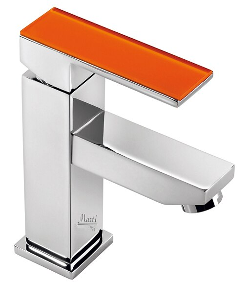 Grifo de lavabo arte cristal ref 15012263 leroy merlin - Grifos de cristal ...