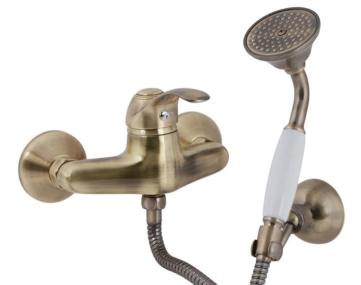 Grifo de ducha sensea emmy br ref 15014692 leroy merlin - Grifo para ducha ...