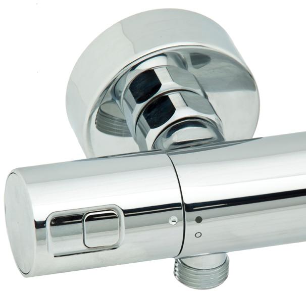 Grifo termost tico de ducha joy ref 15015126 leroy merlin - Grifo termostatico leroy merlin ...