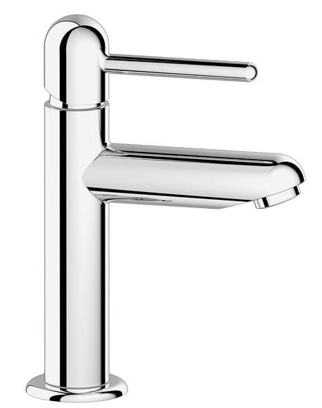 Grifo de lavabo bombon ref 16376871 leroy merlin - Grifos de lavabo leroy merlin ...