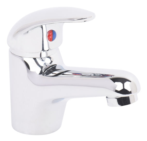 Grifo de lavabo asirio ref 16392082 leroy merlin for Grifo lavabo