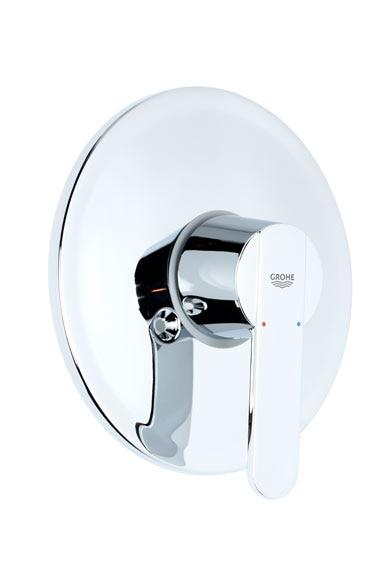 Grifo de ducha grohe get empotrado cr ref 17865533 for Grifo ducha empotrado