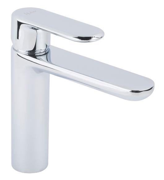 grifo de lavabo huber levity cromo ref 19192341 leroy