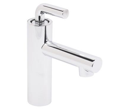 Grifo de lavabo rousseau tubo cromo ref 19406555 leroy for Rousseau griferia