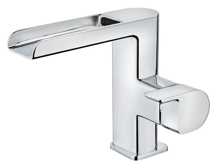 Grifo de lavabo teka formentera cascada ref 19444964 for Grifo lavabo cascada