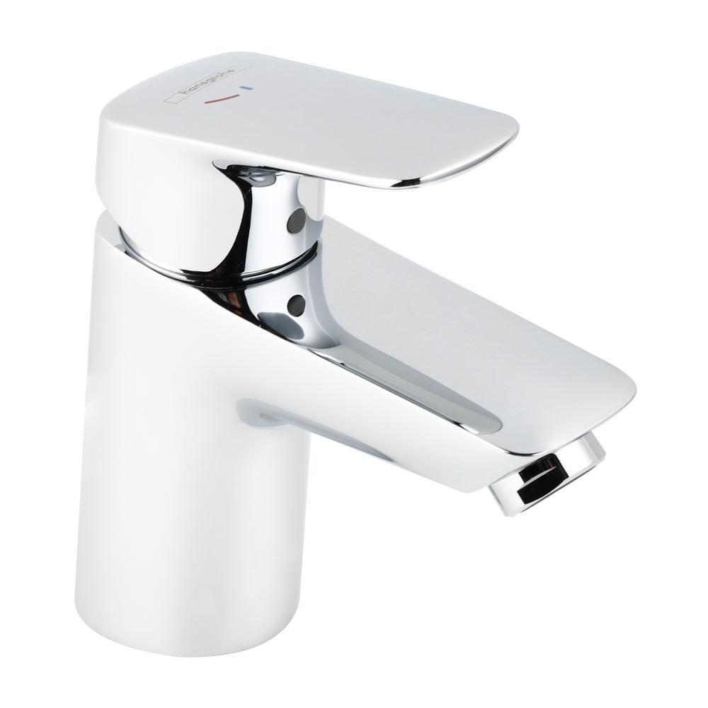 Grifo de baño Hansgrohe MYCUBE Ref. 19125302 - Leroy Merlin