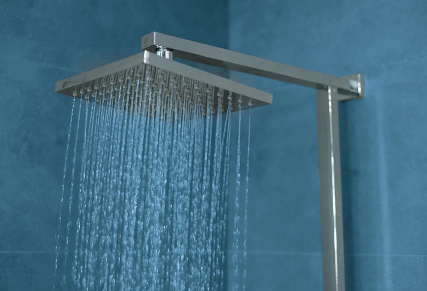 Conjunto de ducha sin grifo nix ref 16079623 leroy merlin for Conjunto de ducha