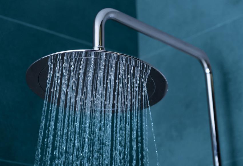 Conjunto de ducha sensea con grifo termost tico hebe ref for Conjunto ducha leroy merlin