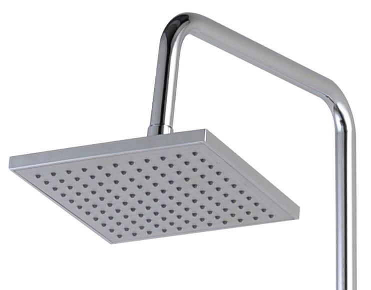 Conjunto de ducha nessy cuadrado ref 16972270 leroy merlin - Conjunto ducha leroy merlin ...