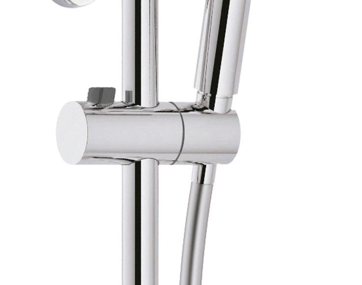 Conjunto de ducha valencia ref 17100580 leroy merlin - Conjunto ducha leroy merlin ...