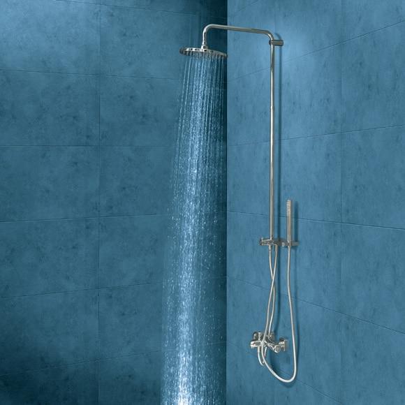 Conjunto de ducha sensea tag ref 17364823 leroy merlin - Conjunto ducha leroy merlin ...