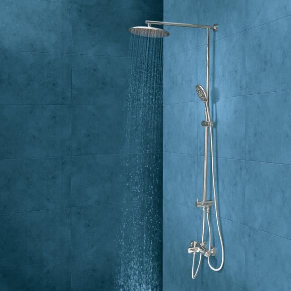 Conjunto de ducha sensea zika ref 17364844 leroy merlin - Conjunto ducha leroy merlin ...