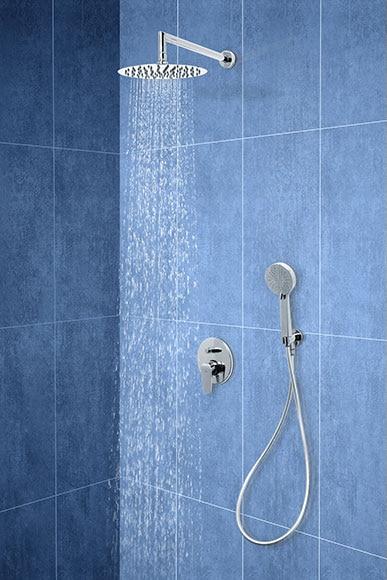 Conjunto de ducha planet ref 19729220 leroy merlin - Conjuntos de ducha ...