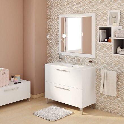 Muebles de lavabo leroy merlin - Muebles de bano barato ...