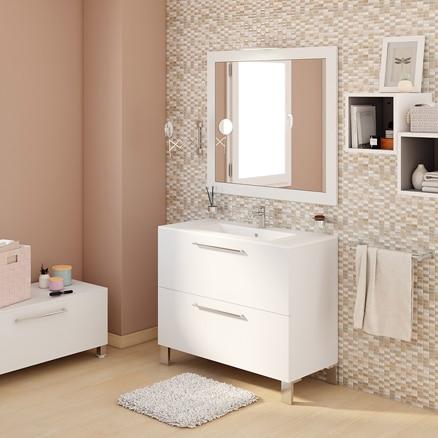 Muebles de lavabo leroy merlin for Mueble lavabo 50 ancho