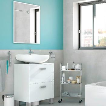 Muebles de lavabo leroy merlin - Mueble lavabo pie ...