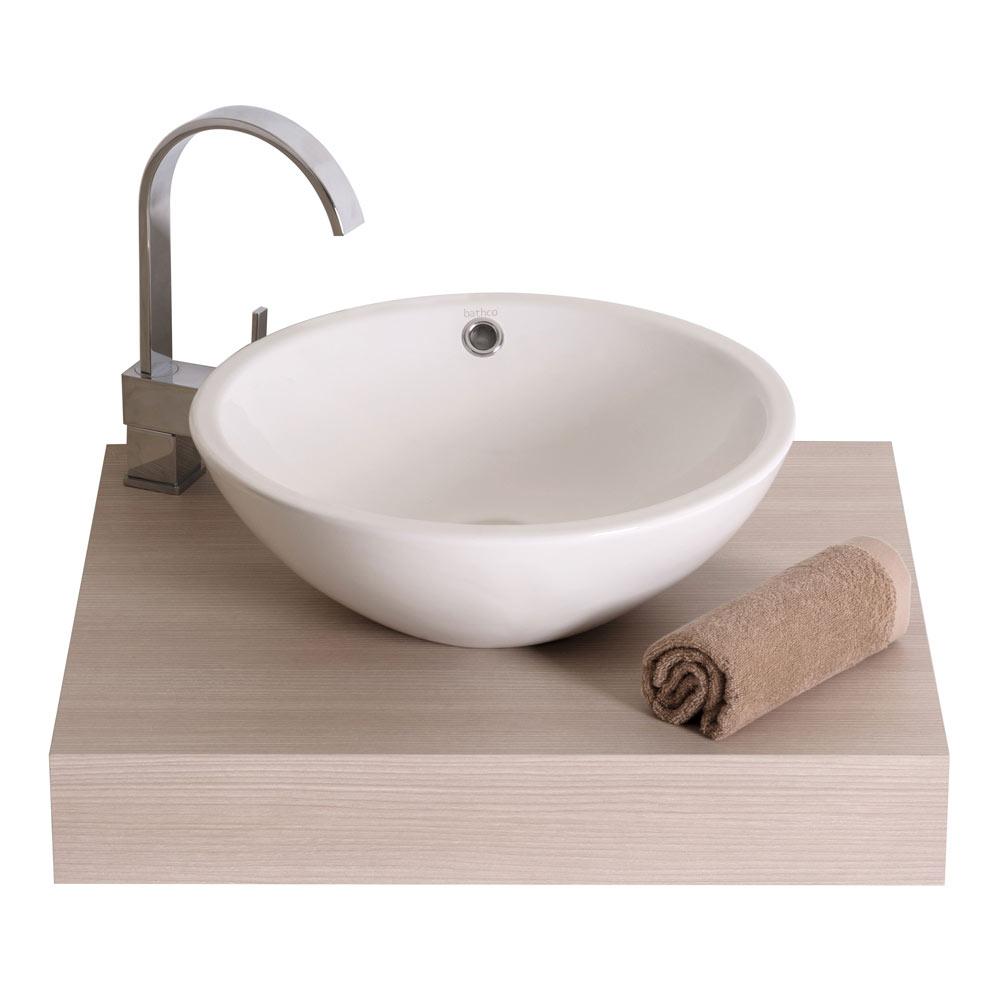 Mueble de lavabo baldas nature ref 17887044 leroy merlin for Baldas para bajo lavabo