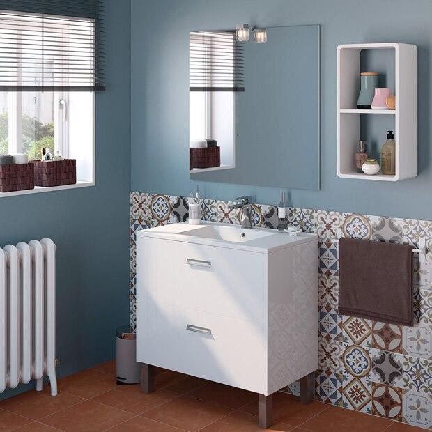 Muebles de lavabo leroy merlin for Muebles ballesta baza
