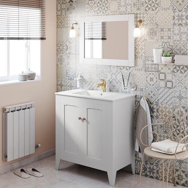 Muebles de lavabo leroy merlin - Muebles de lavabo rusticos ...