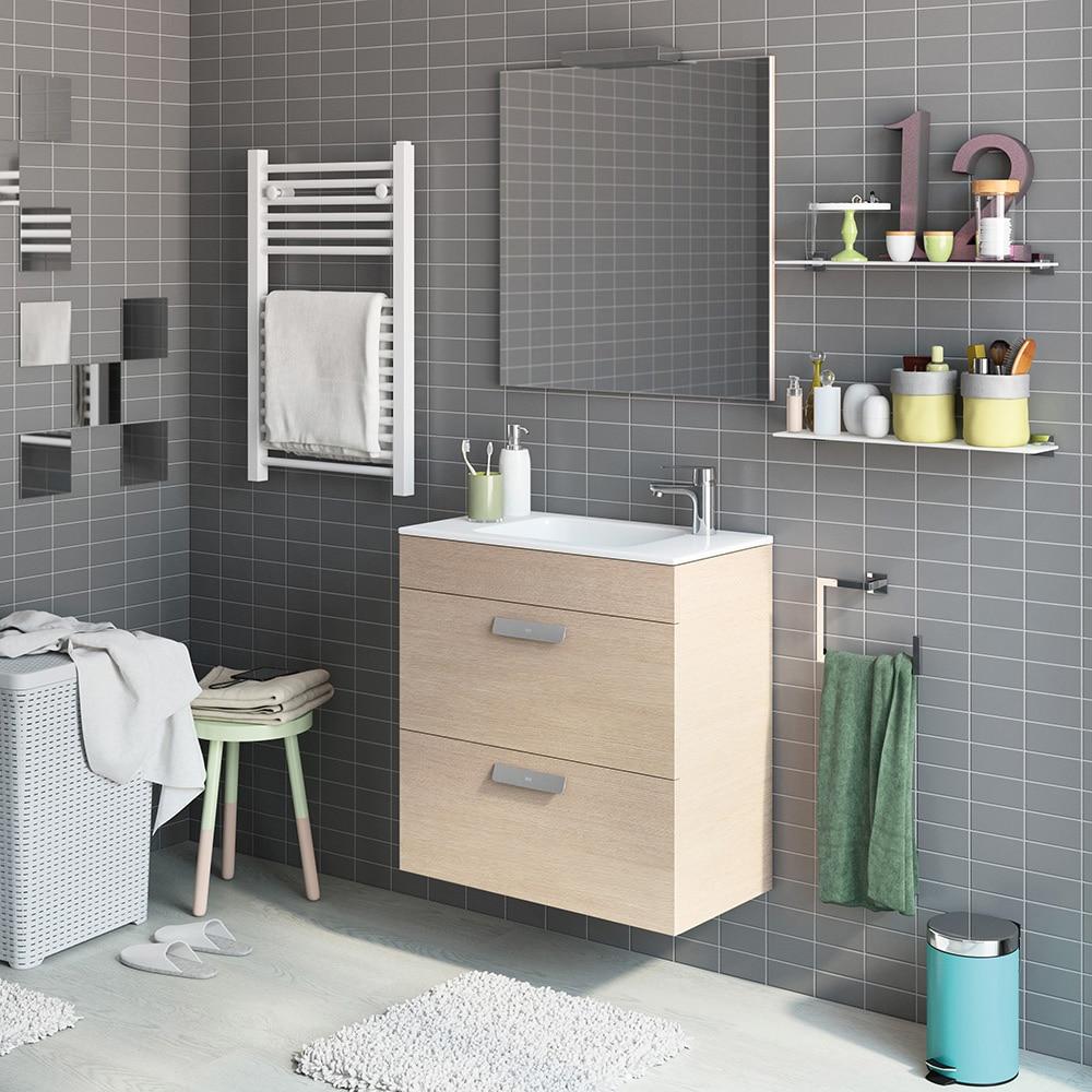 Conjunto de mueble de lavabo debba ref 16709000 leroy - Tu mueble online ...