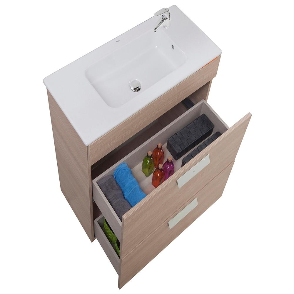 Conjunto de mueble de lavabo debba ref 16709105 leroy - Tu mueble online ...