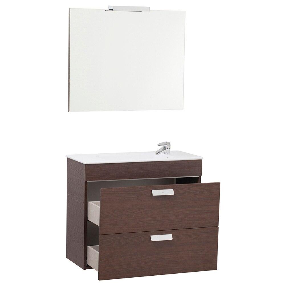 Conjunto de mueble de lavabo debba ref 16709161 leroy - Tu mueble online ...