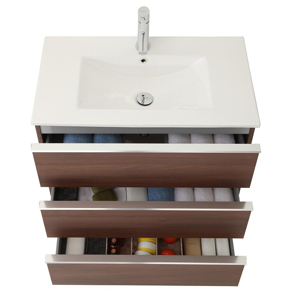 Mueble de lavabo discovery ref 17359755 leroy merlin - Mueble de lavabo ...