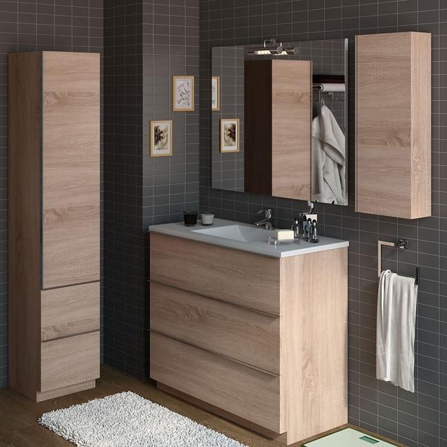 Mueble de lavabo DISCOVERY Ref 17359853  Leroy Merlin