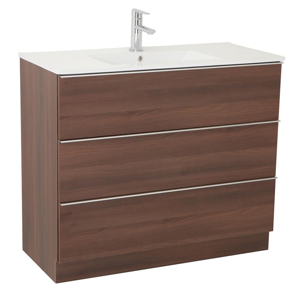 Mueble de lavabo discovery ref 17359874 leroy merlin for Lavabo ancien leroy merlin