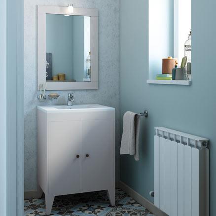 Muebles de lavabo leroy merlin for Domo muebles