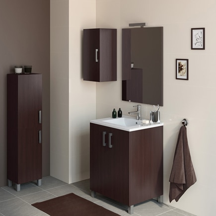 Mueble de lavabo eco ref 16730966 leroy merlin for Lavabos leroy merlin ofertas
