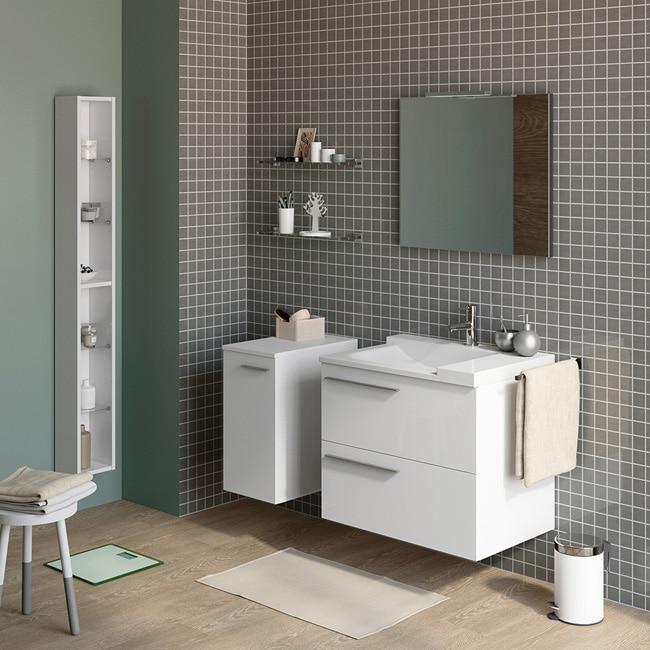 Mueble de lavabo ELEA Ref 14991193  Leroy Merlin